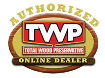 TWP Stains Authorized Internet Dealer